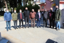 BAŞKAN HACIİMAMOĞLU ''ÇALINMADIK KAPI GİDİLMEDİK YER BIRAKMAYACAĞIZ''