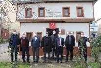 BAŞKAN ŞAHİN ''MUHTARLARIMIZIN TALEPLERİNİ MECLİSE TAŞIYACAĞIZ''