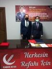 MHP'DEN YENİDEN REFAH PARTİ'SİNE ÖNEMLİ ZİYARET