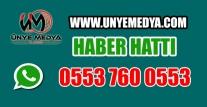 UNYEMEDYA.COM WHATSAPP HABER HATTI - ÜNYE MEDYA AJANS