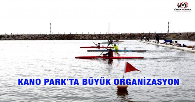 KANO PARK'TA BÜYÜK ORGANİZASYONU