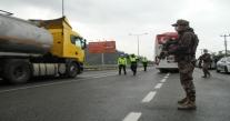 95 Araç Trafikten Men Edildi