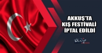 Akkuş'ta Kış Festivalleri İptal Edildi