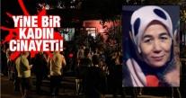 AKKUŞLU KADIN İSTANBUL'DA ÖLDÜRÜLDÜ