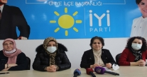 BAŞKAN AĞCA '' İSTANBUL SÖZLEŞMESİ KIRMIZI ÇİZGİMİZDİR''