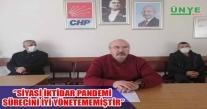 BAŞKAN MARAL PANDEMİ DESTEK PAKETİNİ DEĞERLENDİRDİ