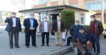 BAŞKAN ŞAHİN'İN BU HAFTAKİ DURAKLARI BAYRAMCA,  İPEKYOLU, GÜRECÜLÜ MAHALLESİ