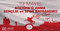 """BAŞKAN TAVLI, """"19 MAYIS, TÜRK MİLLETİNİN AYAĞA KALKTIĞI TARİHTİR"""""""
