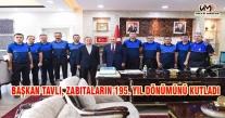 BAŞKAN TAVLI, ZABITALARIN 195. YIL DÖNÜMÜNÜ KUTLADI