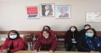 """CHP'Lİ BAŞKAN ATAY; '' YALNIZ DEĞİLSİN, BİZ VARIZ!"""""""