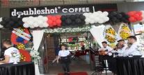 DOUBLESHOT COFFEE 15 TEMMUZ MEYDANINDA'DA HİZMETE GİRDİ