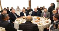 Enginyurt'tan Muhtarlar Ve Stk Başkanlarına Kahvaltı