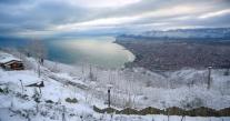 Kar Yağışı Ordu'da Ulaşımı  Kötü Yönde Engelledi