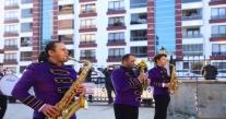 Kent Orkestrası sokaklarda bayram havası estirdi