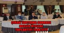 MECLİS ÜYELERİ ÜNYE BELEDİYESİ MECLİS TOPLANTISINI TERK ETTİ