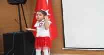 Minik Yürekler İstiklal Marşımızı Okumak İçin Yarıştı