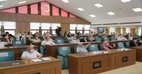 Ordu Büyükşehir Belediye Meclisi Eylül Ayı Olağan Toplantısı yapıldı
