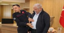 Ordu Personeline Deprem Ve İlk Yardım Eğitimi