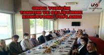 ORDU TURİZİM TANITIM VE GELİŞTİRME KOMİSYONU TOPLANDI