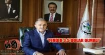 OTSO BAŞKANI ŞAHİN'DEN AÇIKLAMA: FINDIK 3.5 DOLAR OLMALI