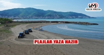 PLAJLAR YAZA HAZIR