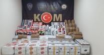 POLİS KAÇAKÇILRA GÖZ AÇTIRMIYOR 3 KİŞİ GÖZALTINA ALINDI