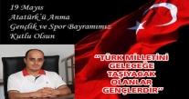SİDER ''TÜRK MİLLETİNİ GELECEĞE TAŞIYACAK OLANLAR GENÇLERDİR''