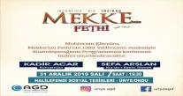 Ünye AGD 'den Mekke'nin Fethi ve Liseler arası Siyer-i Nebi yarışması ödül törenine davet