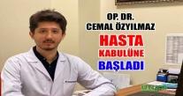 ÜNYE'DEVLET HASTANESİ'NDE BİR DOKTOR DAHA HASTA KABULÜNE BAŞLADI