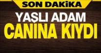 ÜNYE'DE YAŞLI ADAM İNTİHAR ETTİ