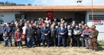 ÜNYE'NİN MAHALLELERİ KÖYLERİ EMİN ADIMLARLA  VEYSEL İLHAN DİYOR.