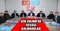 Yeniden refah partisi ünye ilçe teşkilatı doğu türkistandaki zülme sessiz kalmadı
