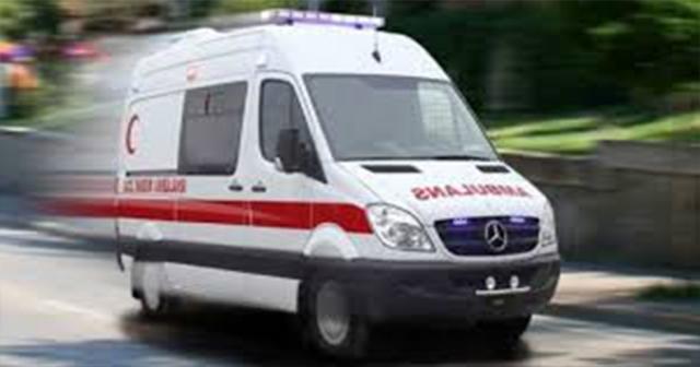 Ünye'de Ambulansa Çarpan Şöför Alkollü Çıktı